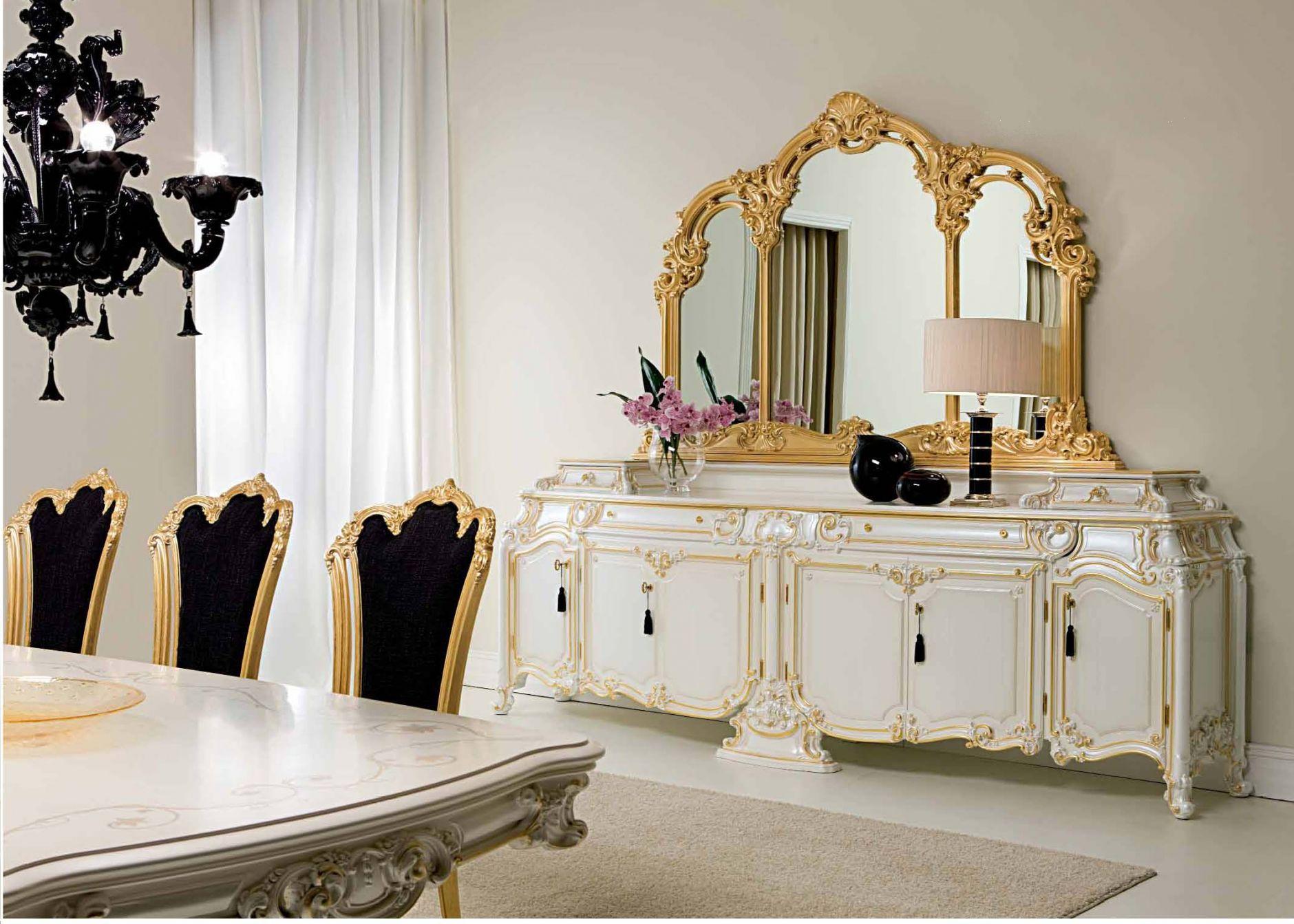 Meubles de luxe salle manger de luxe s rie silik for Salle a manger de luxe