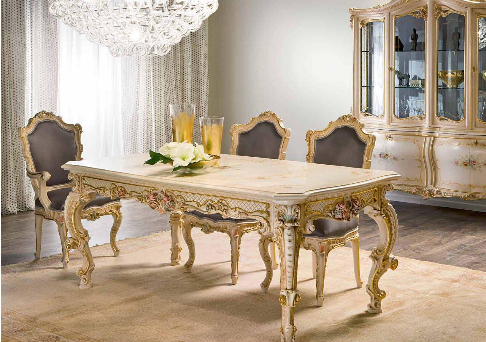 Luxury Dining Room SILIK DAFNE Series