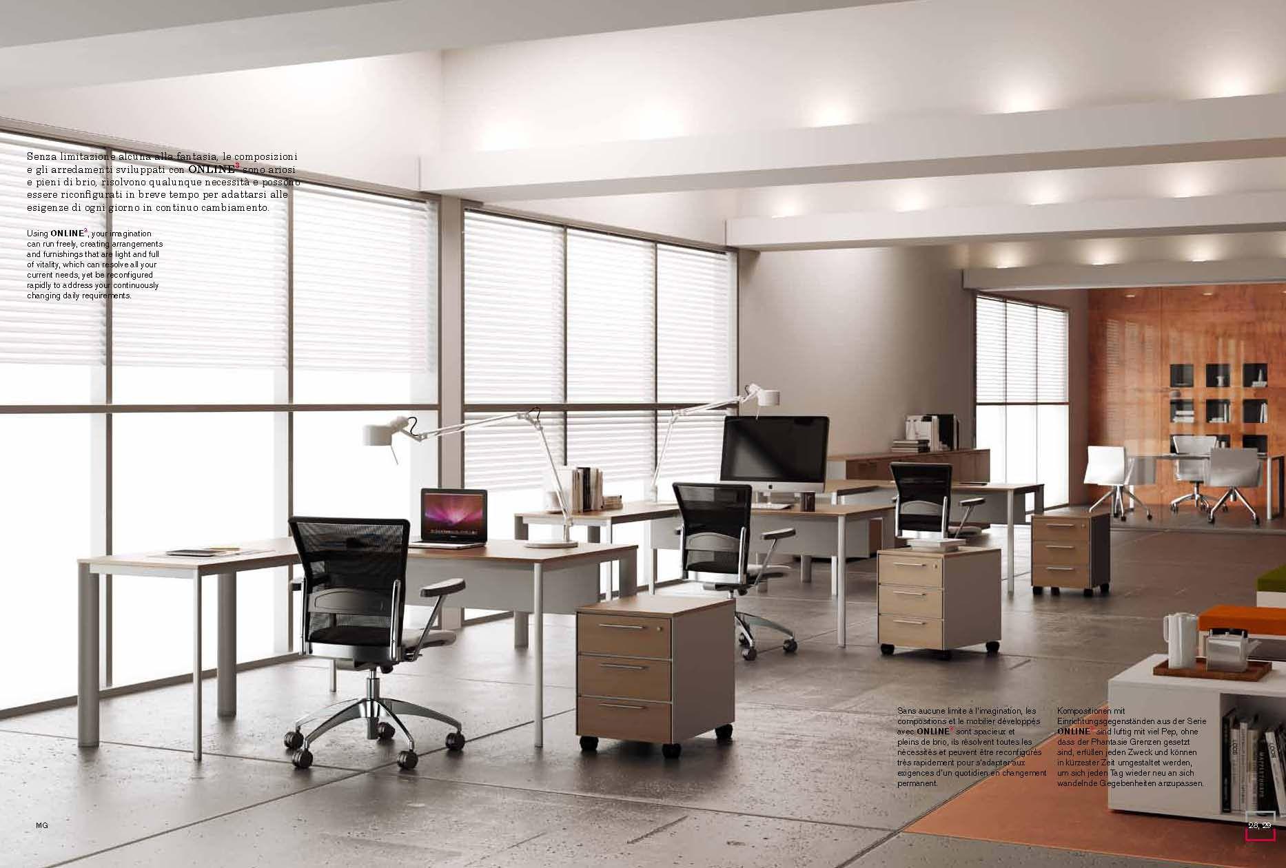 business office m bel serie cagni online3die m bel aus italien. Black Bedroom Furniture Sets. Home Design Ideas