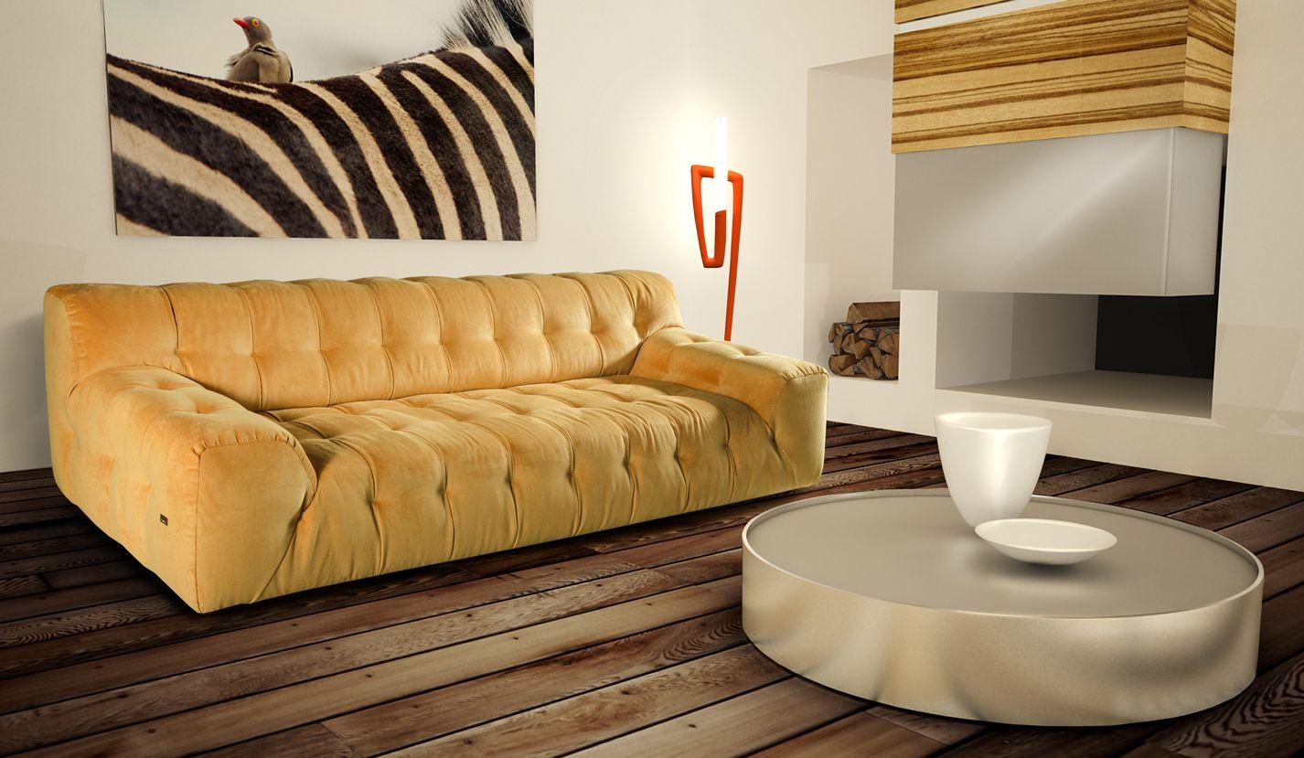 VIP-sofas - Nieri Divani Möbel Modell AlisonDie Möbel aus Italien