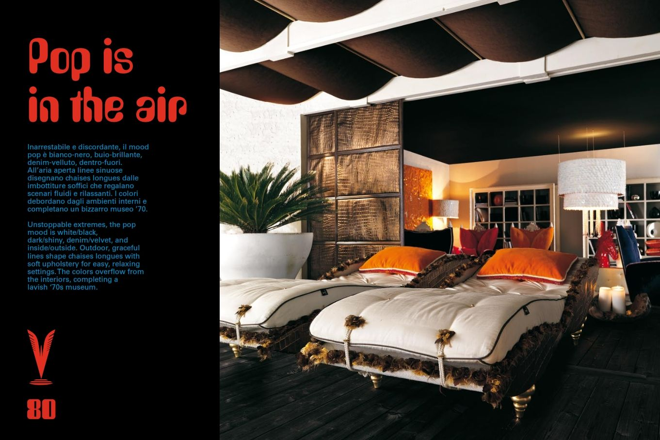 Luxurious Furniture Luxury Upholstered Furniture Alta Moda Pop - Pop-bedroom-design-by-altamoda