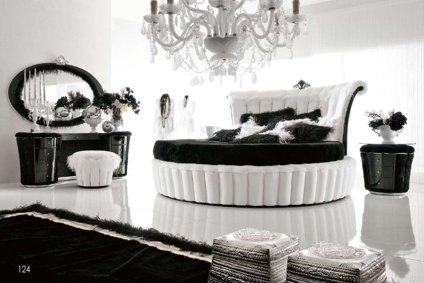 Alta Möbel runde schlafzimmer luxus schlafzimmer alta moda seriedie
