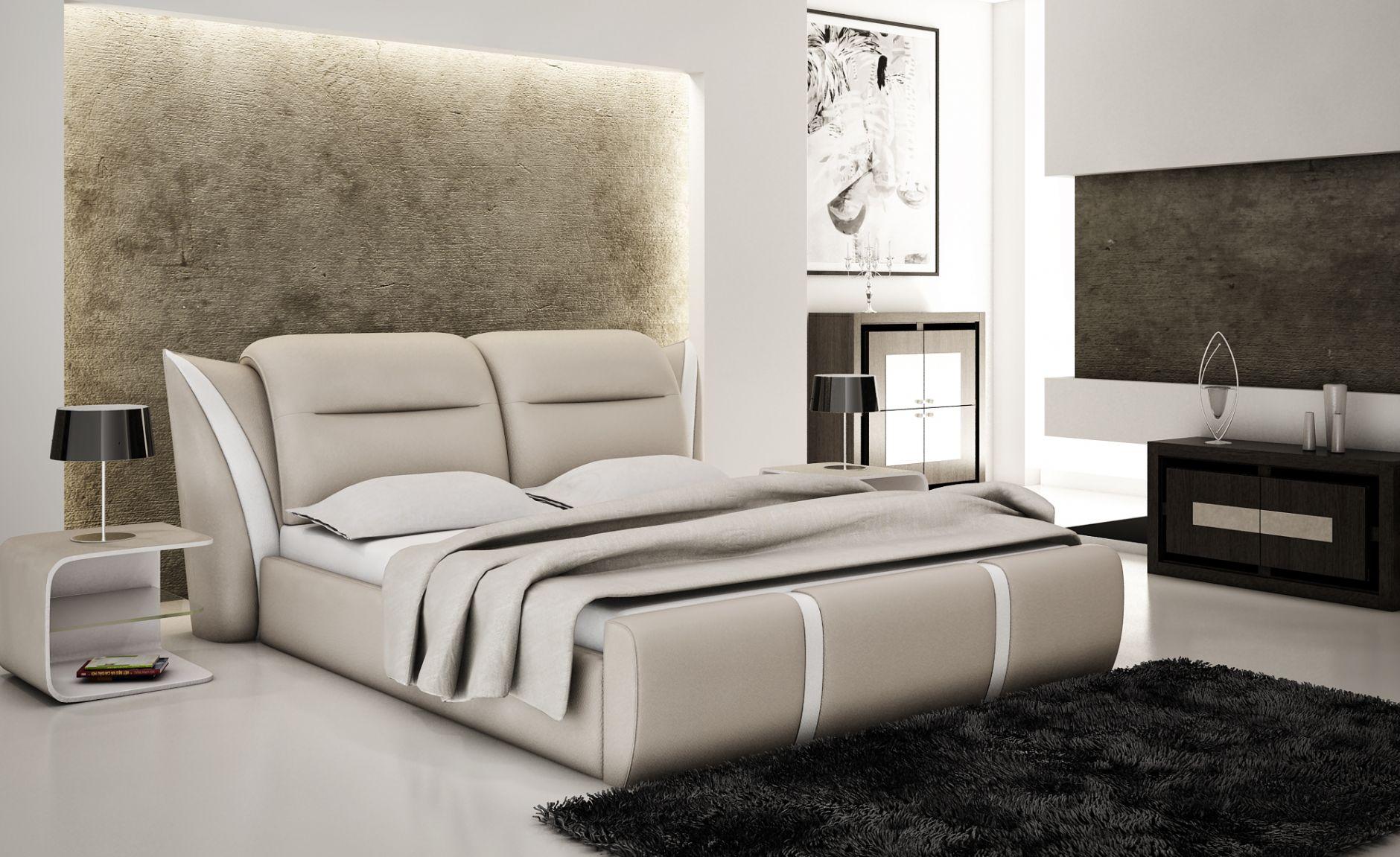 Modele chambre a coucher for Modele de decoration de chambre adulte