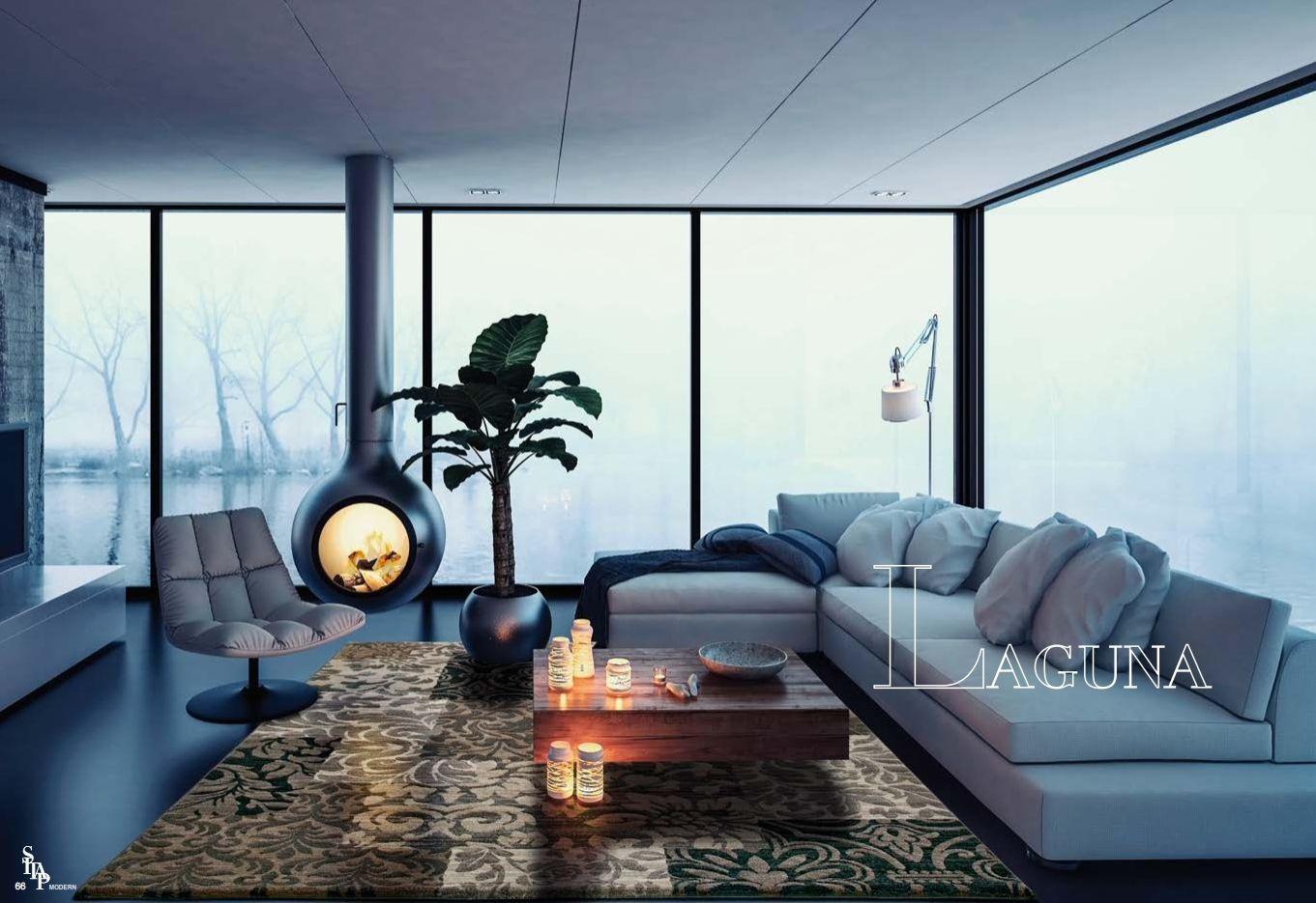 Teppiche - Italienische Teppiche Sitap LAGUNA SerieDie Möbel aus Italien
