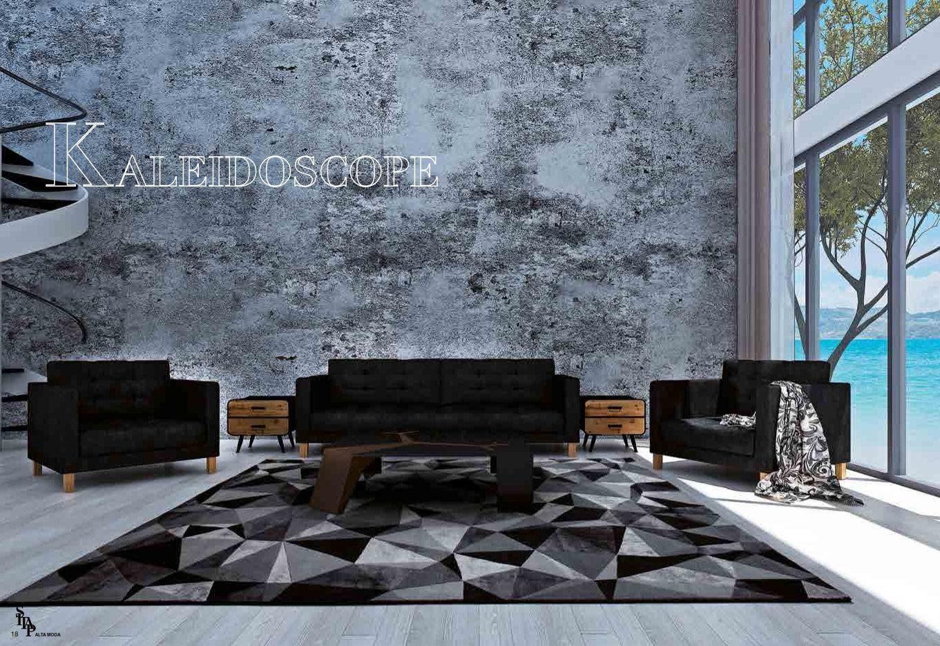 Tapis tapis italien sitap kaleidoscope seriesles meubles for Tapis italien design