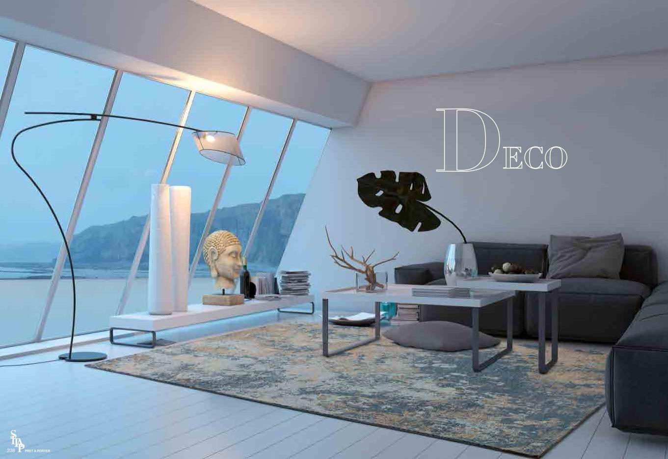 Teppiche - Italienische Teppiche Sitap Deco-SerieDie Möbel aus Italien