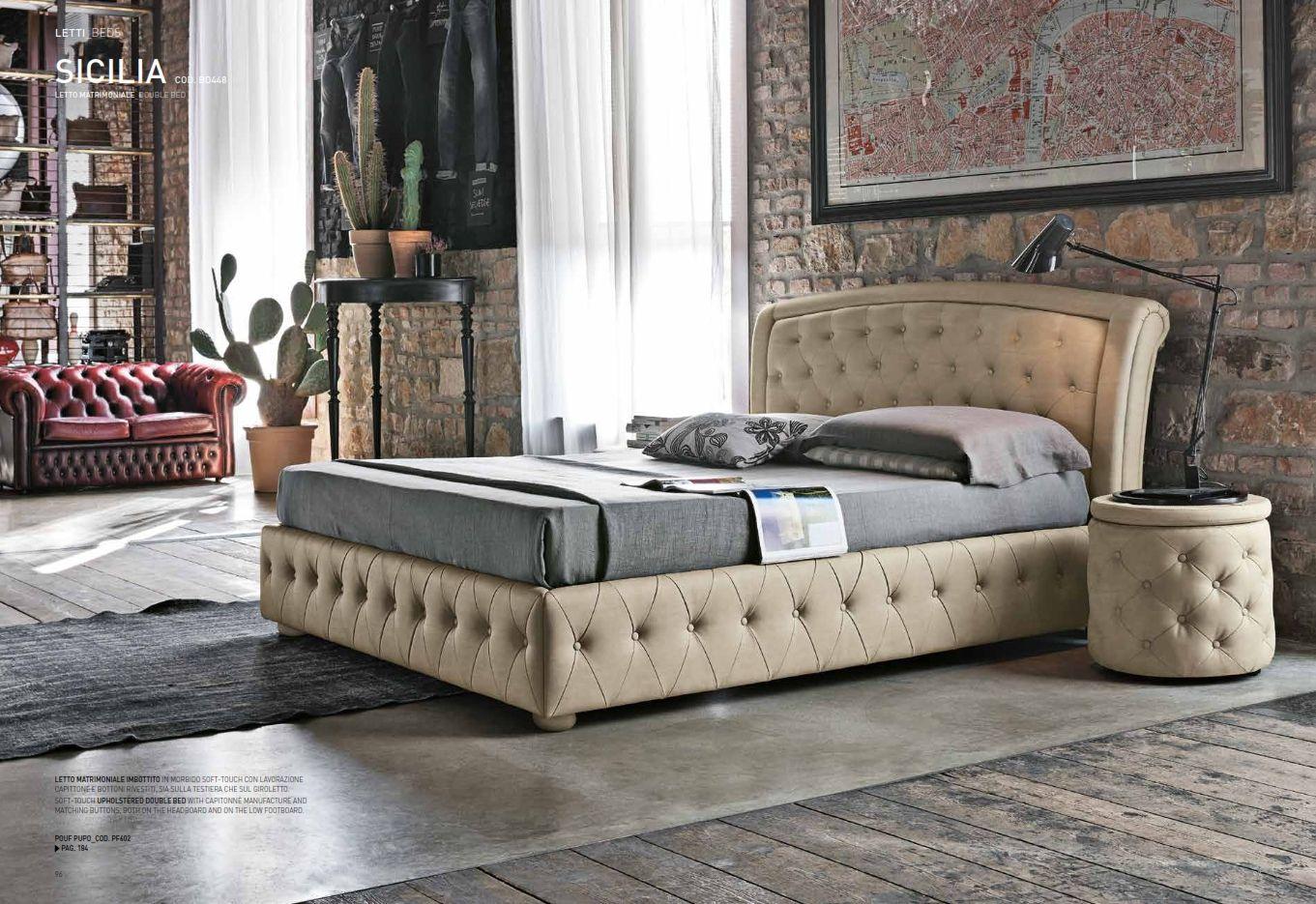 LEATHER BEDROOM - Leather Bedroom Target Point Sicilia ...