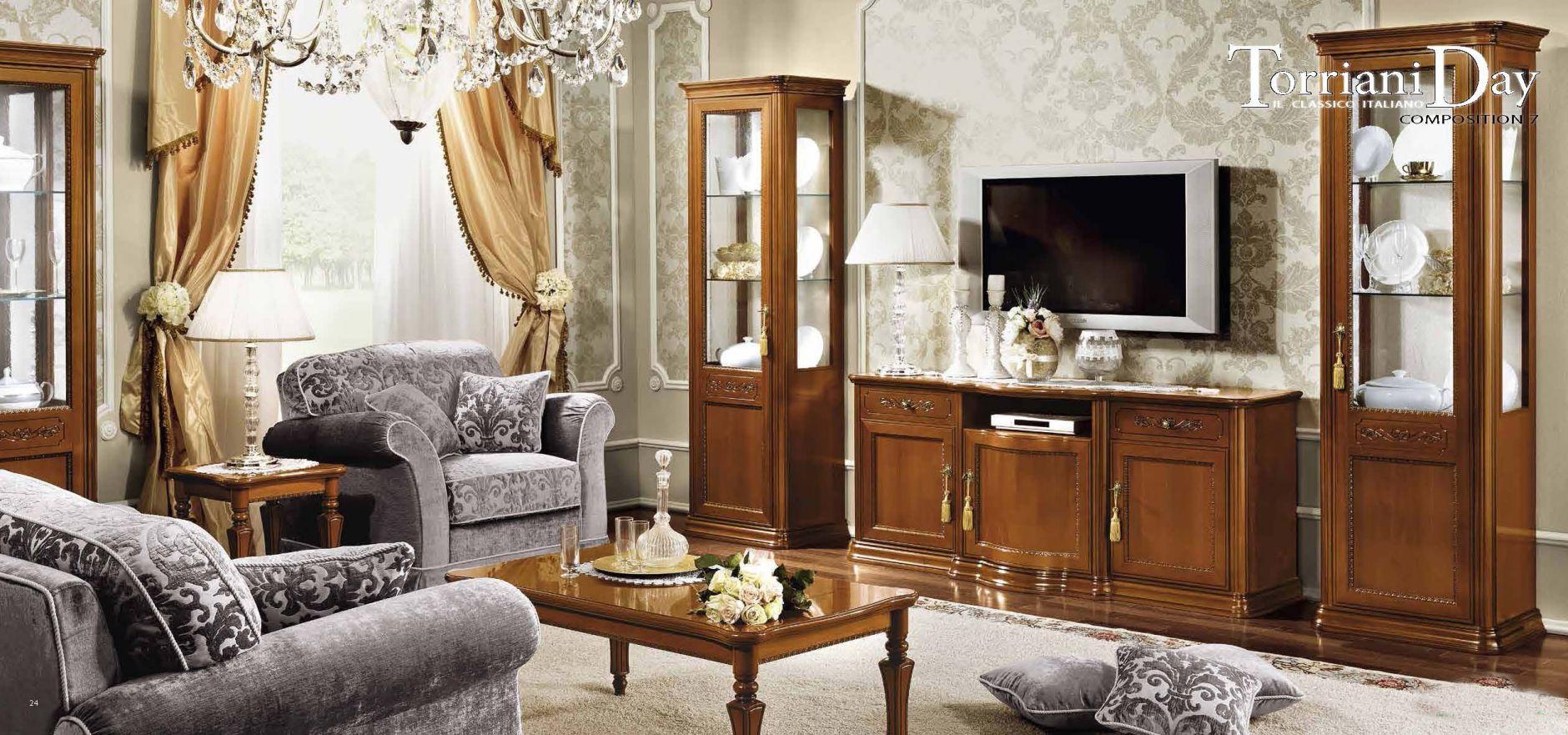 Klassische möbel   wohnzimmer möbel camelgroup serie tag torriani ...