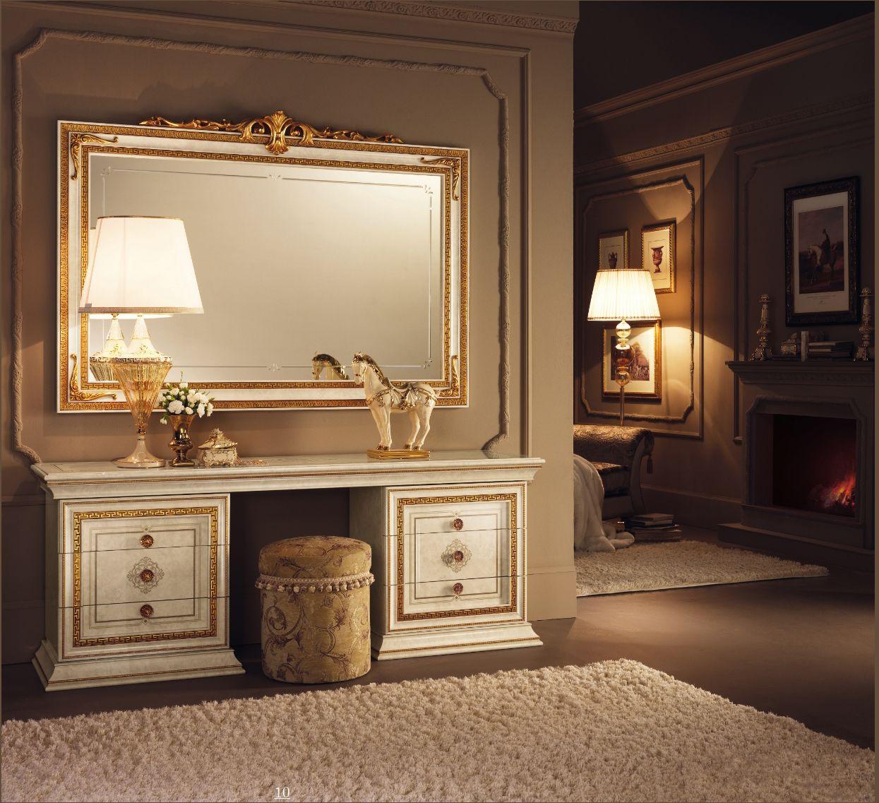 klassische m bel arredoclassic schlafzimmer serie leonardo zusammensetzung 1die m bel aus italien. Black Bedroom Furniture Sets. Home Design Ideas