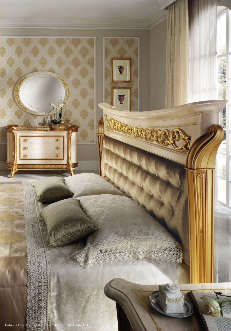 klassische m bel arredoclassic schlafzimmer melodia zusammensetzung 3erdie m bel aus italien. Black Bedroom Furniture Sets. Home Design Ideas
