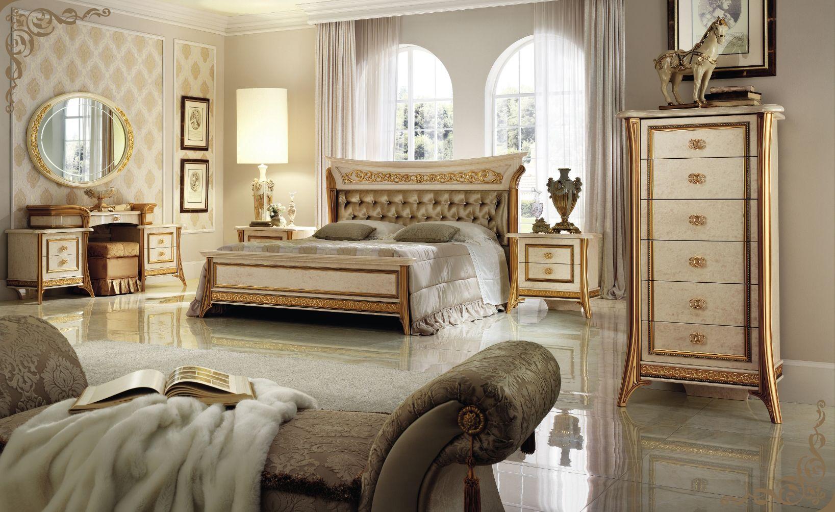 Klassische Möbel - ARREDOCLASSIC Schlafzimmer MELODIA ...