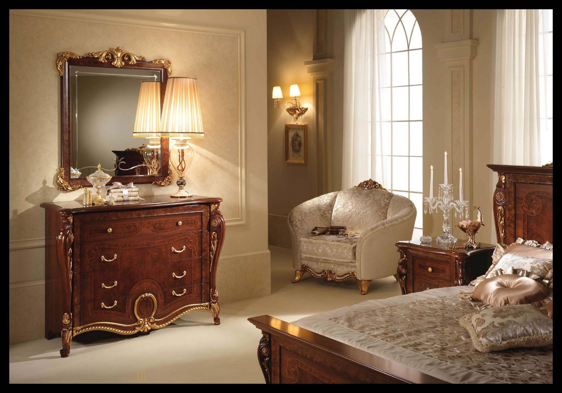 Meubles Classiques Chambre Coucher Arredoclassic S Rie  # Meuble Chambre Pdf