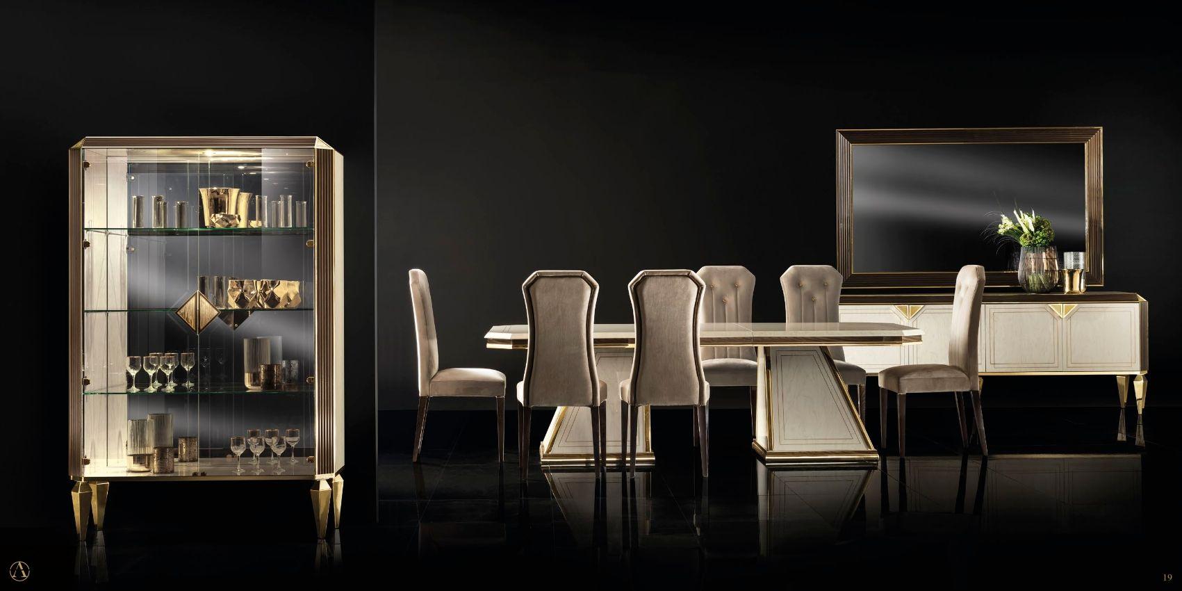 Klassische Möbel - Speisesaal ARREDOCLASSIC DIAMANTE-SerieDie ...