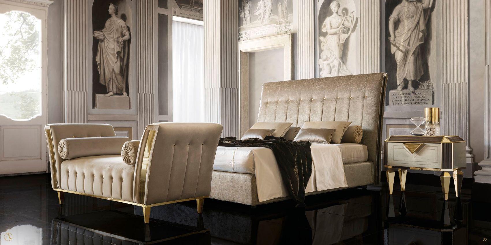 Klassische Möbel - Schlafzimmer ARREDOCLASSIC DIAMANTE-SerieDie ...