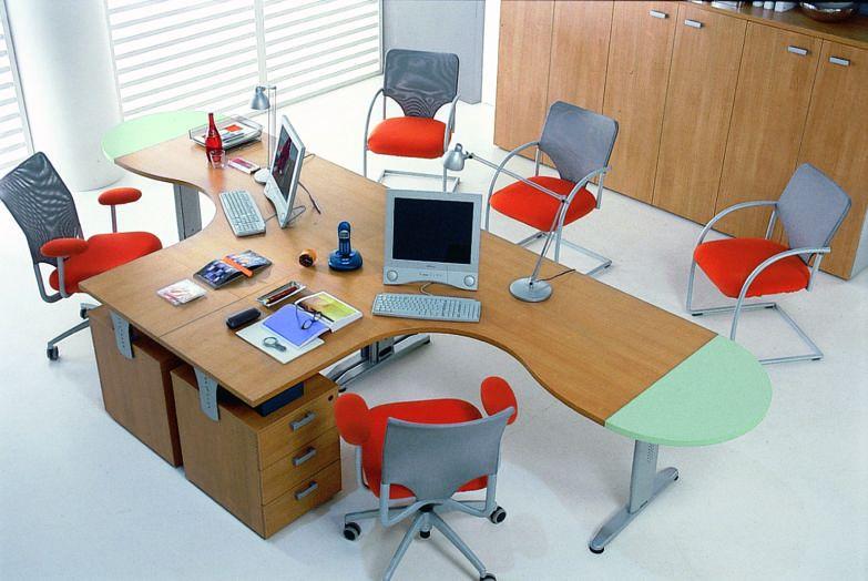 Workstation office furniture - Office Desk EIDOS 44A ...   eidos furniture