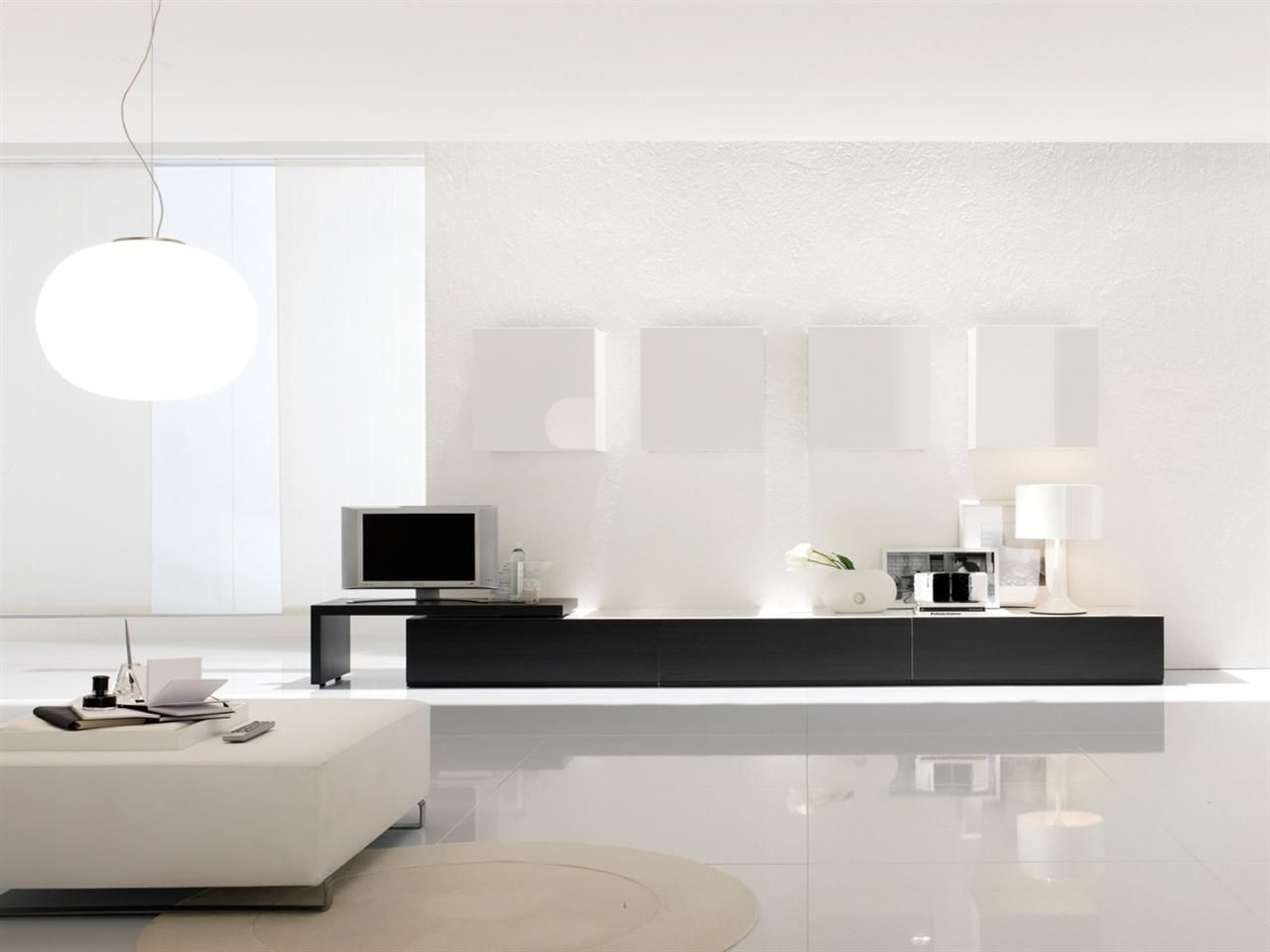 Colori pareti soggiorno tortora idee per il design della - Arredare pareti soggiorno ...