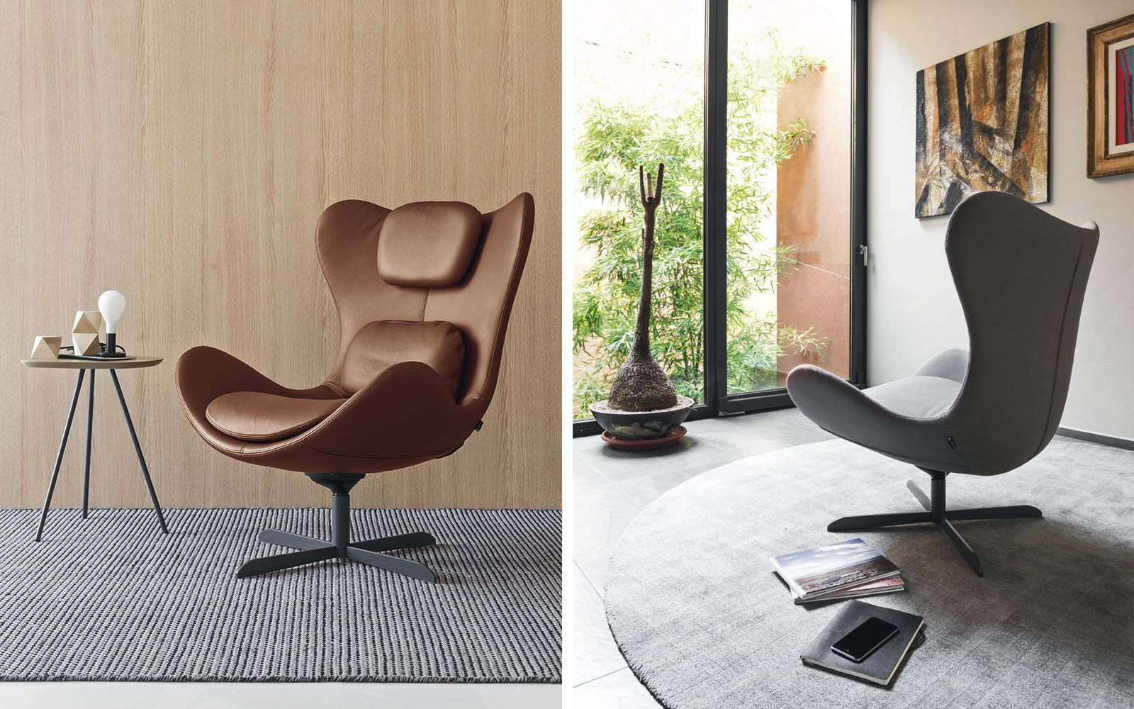 Recliner Sofas And Chairs Armchair Calligaris Lazy