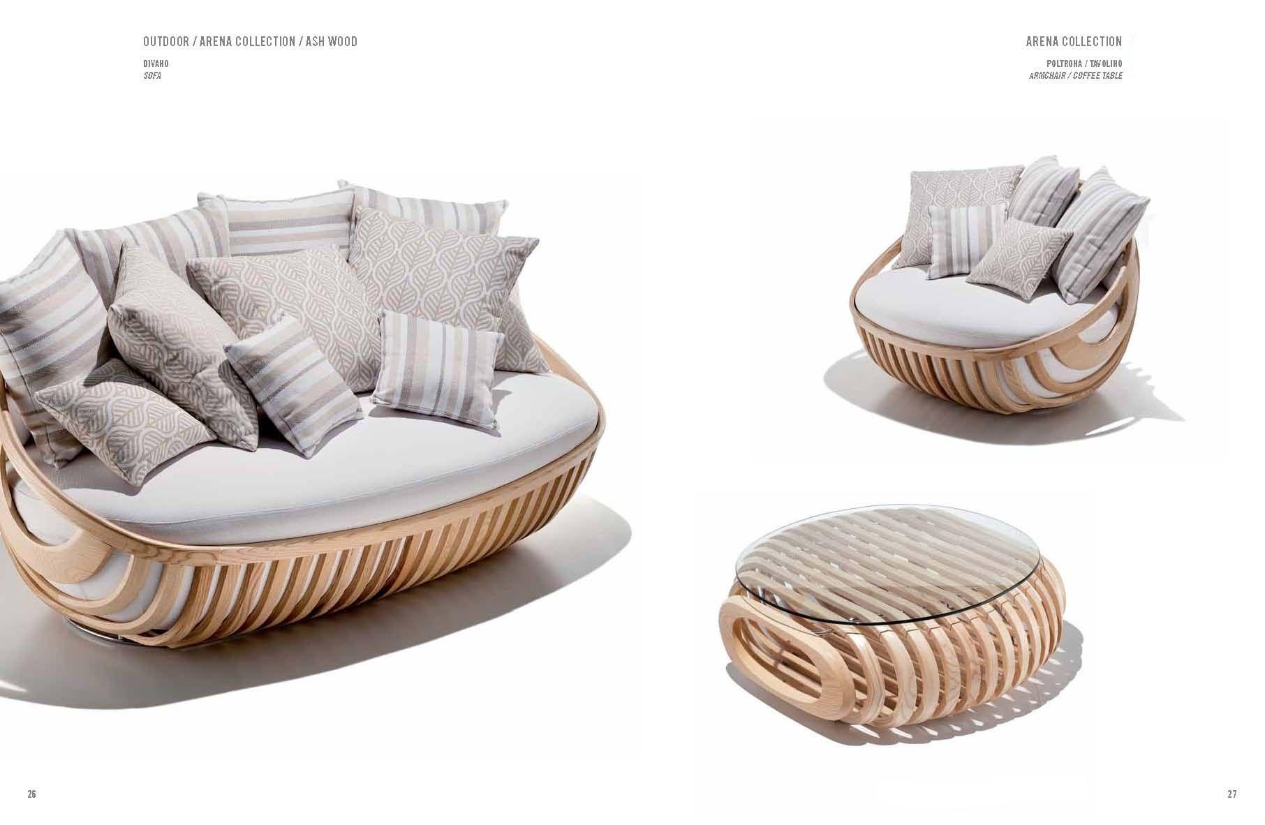 gartenm bel franchi arena serie gartenm beldie m bel aus italien. Black Bedroom Furniture Sets. Home Design Ideas