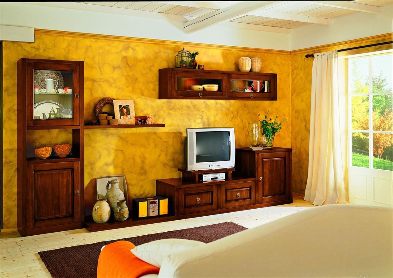 Tende per salotto for Tende per ambiente rustico