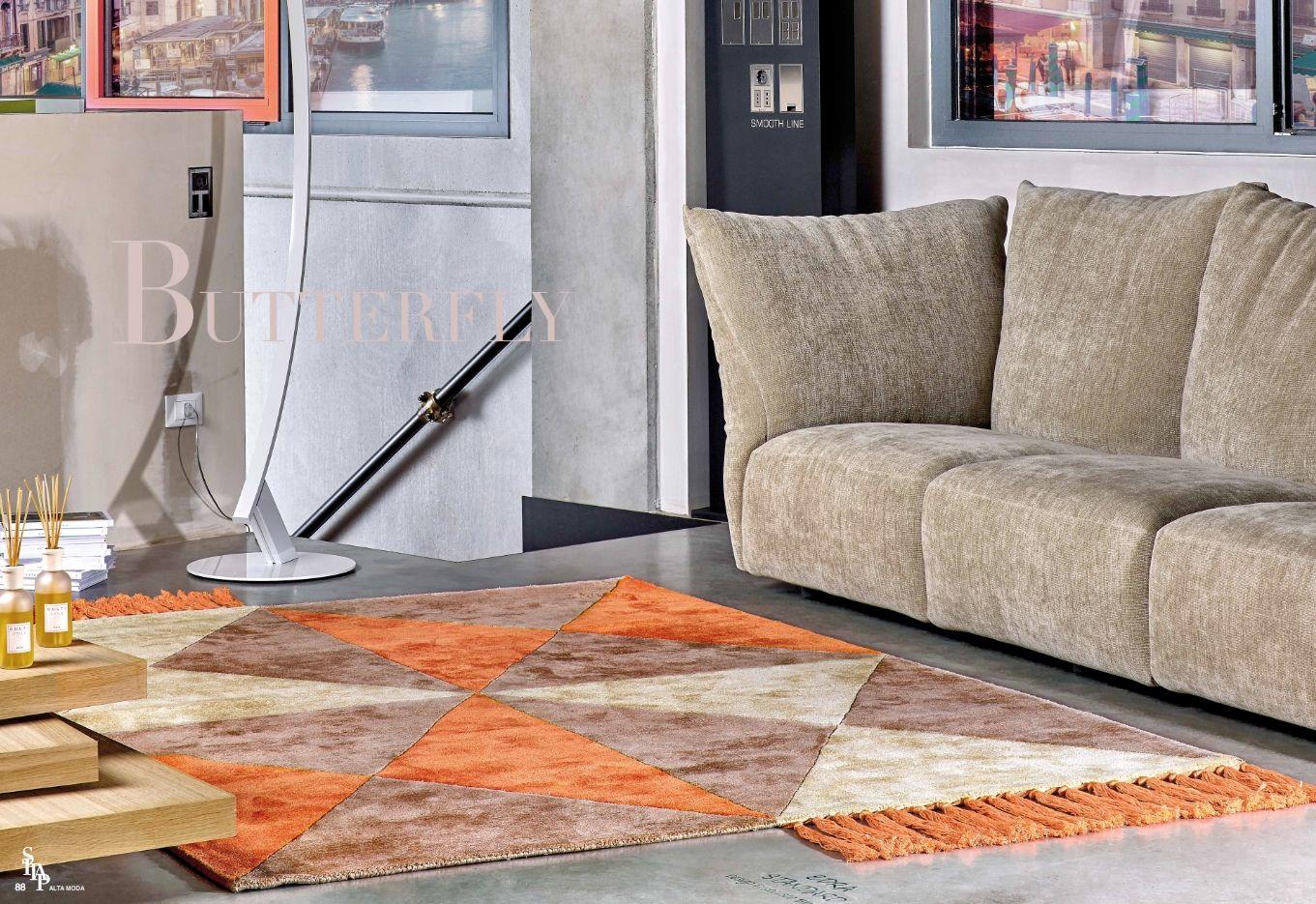 tapis tapis italien sitap s rie de papillonsles meubles de l 39 italie