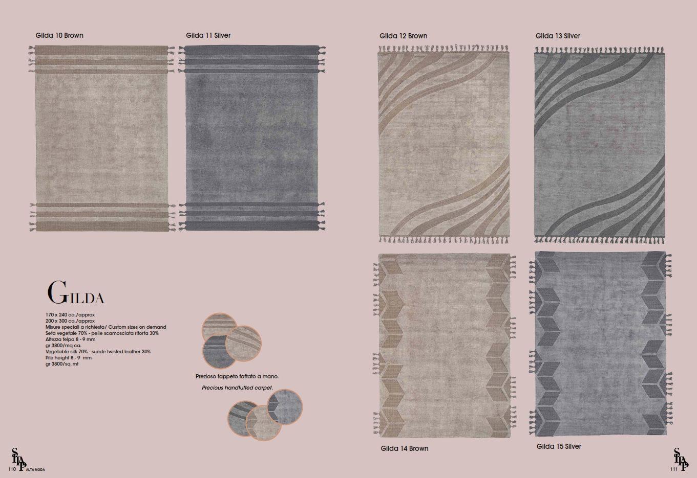 Tapis tapis italien gilda sitap s rieles meubles de l 39 italie for Tapis italien design