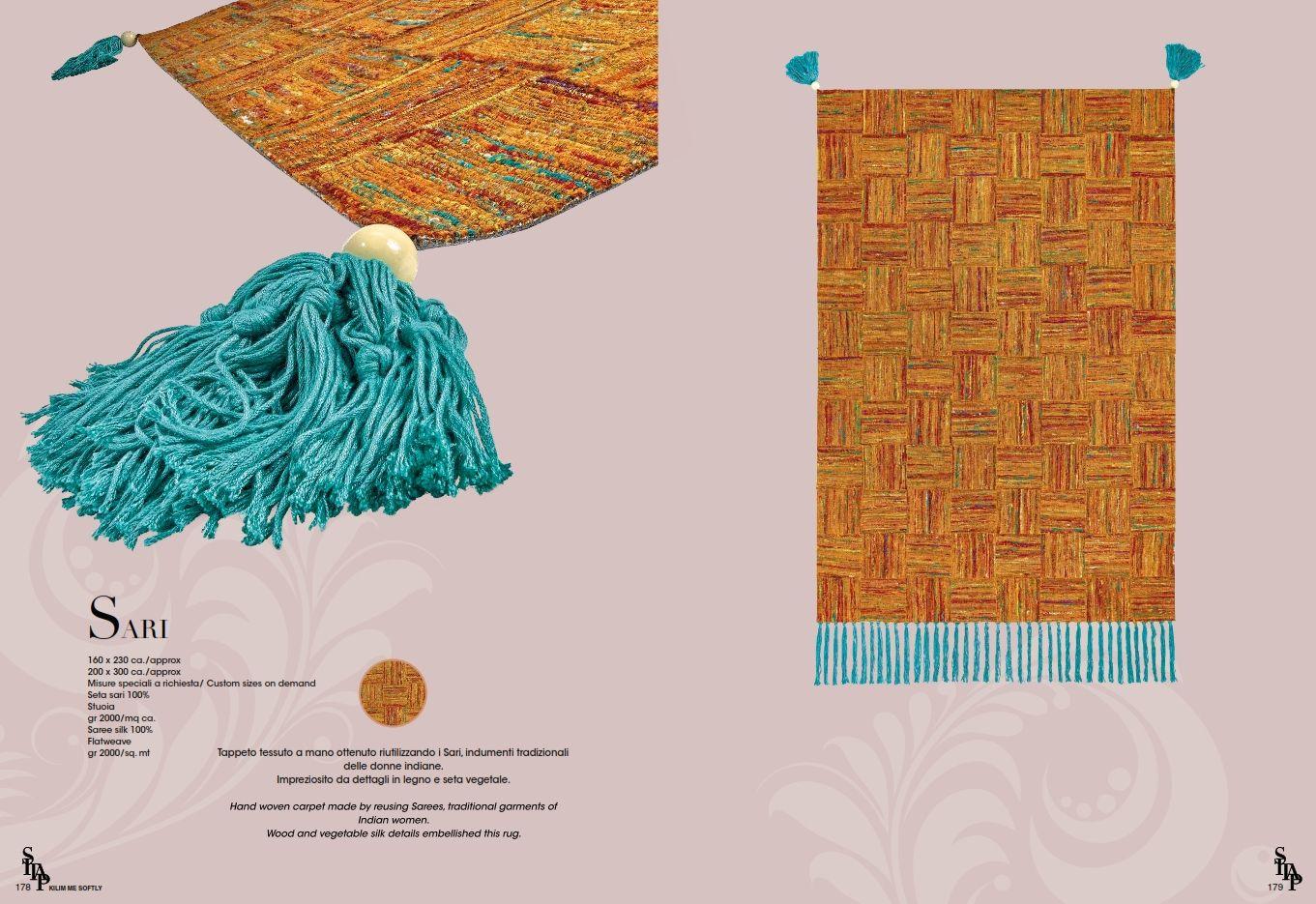 Tapis s rie de tapis italien sitap sariles meubles de l for Tapis italien design