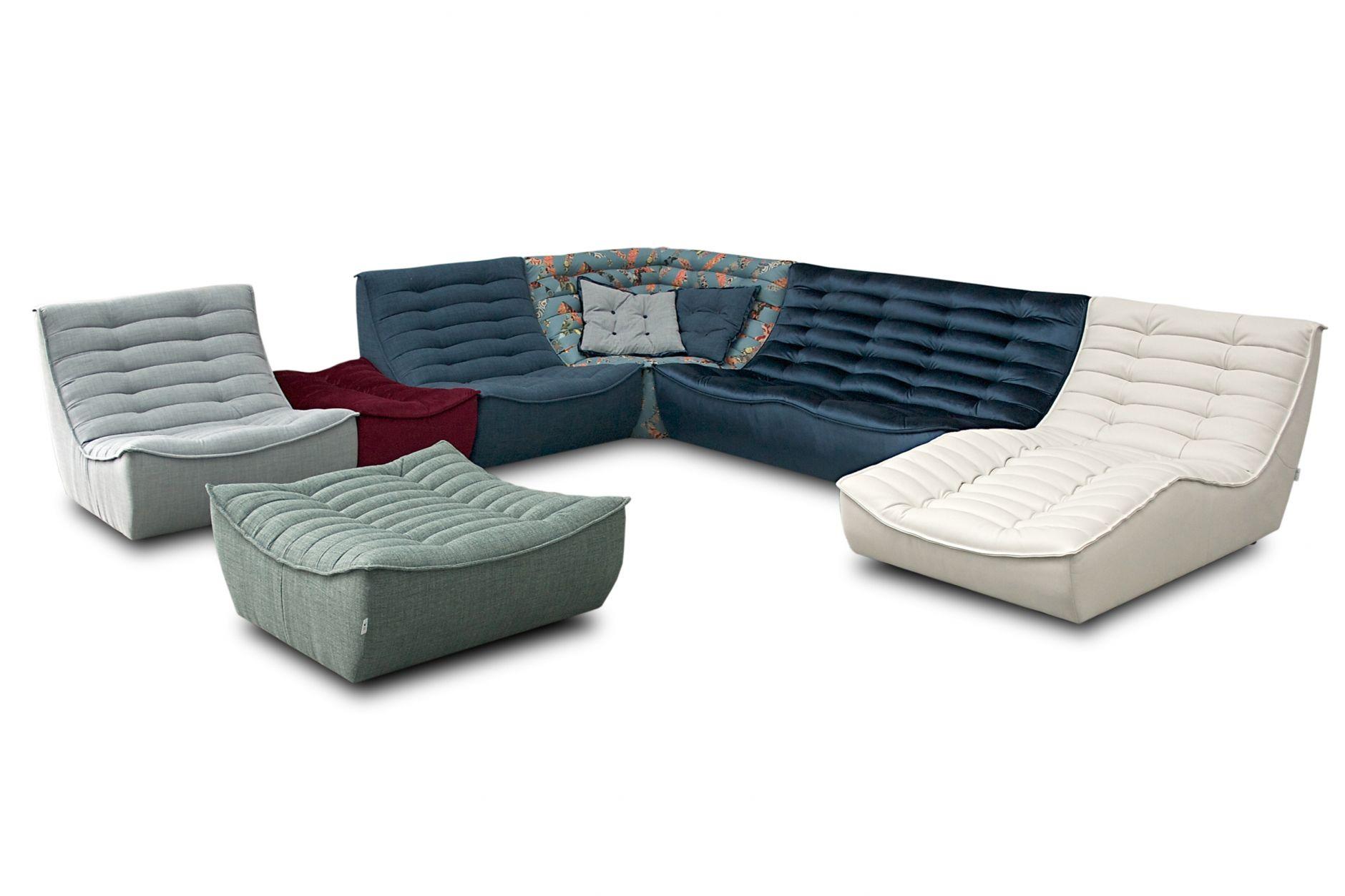 sectional sofas sectional sofa calia italia kalimba 1079. Black Bedroom Furniture Sets. Home Design Ideas