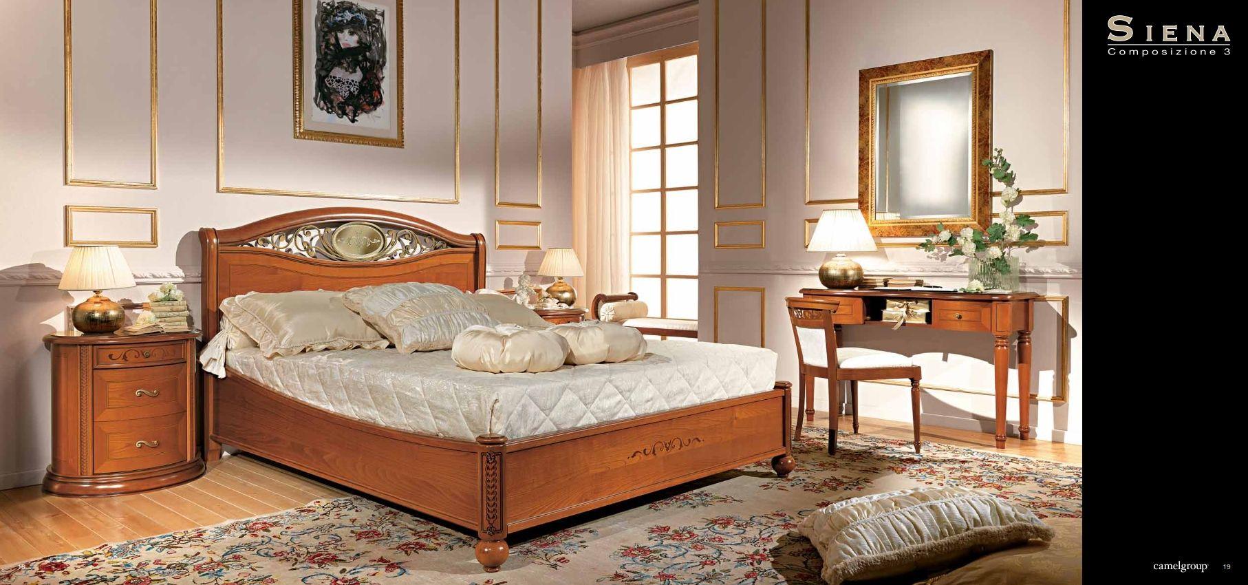 klassische m bel zimmer siena serie camelgroup zusammensetzung 3die m bel aus italien. Black Bedroom Furniture Sets. Home Design Ideas