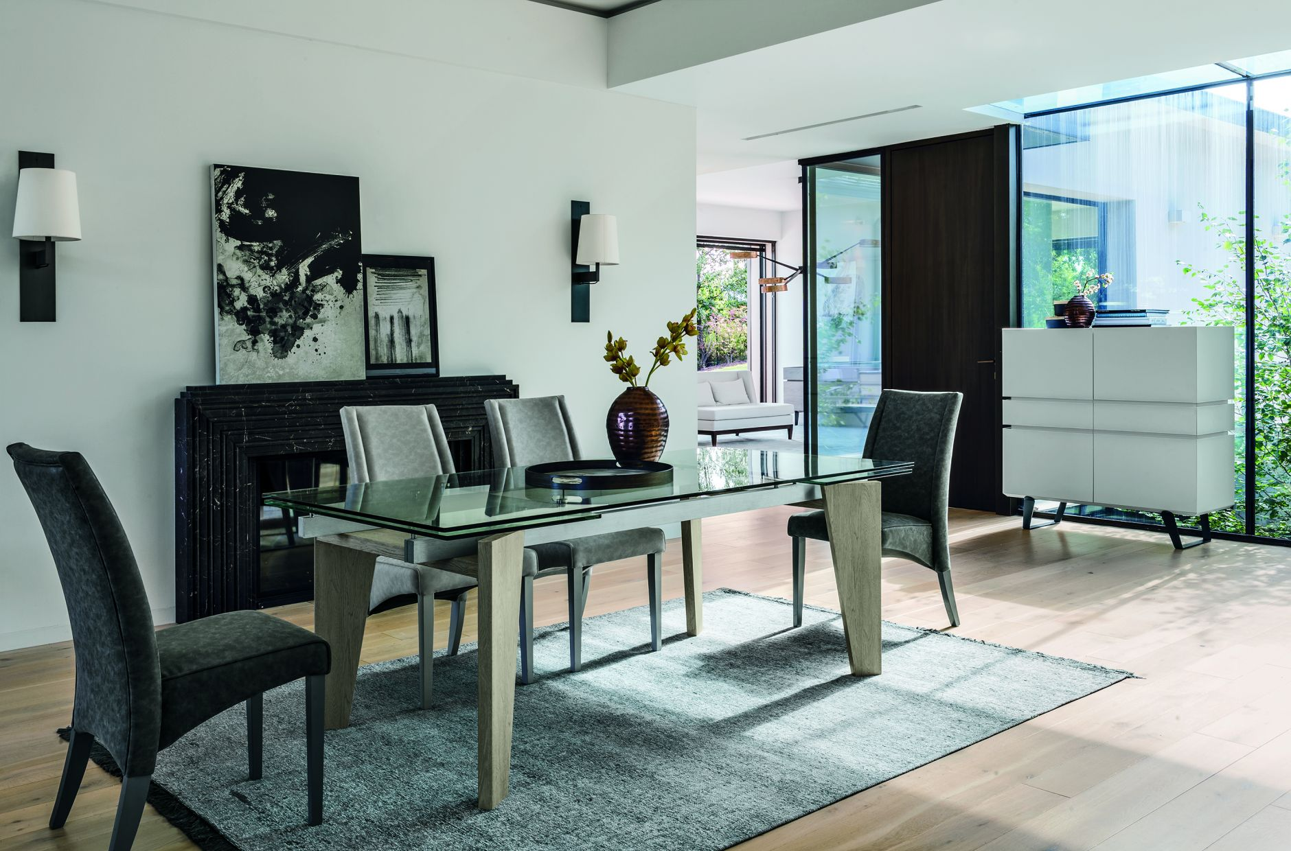 Dinning rooms and chairs dining room table target point stratos seriesfurniture from italy - Target dining room tables ...