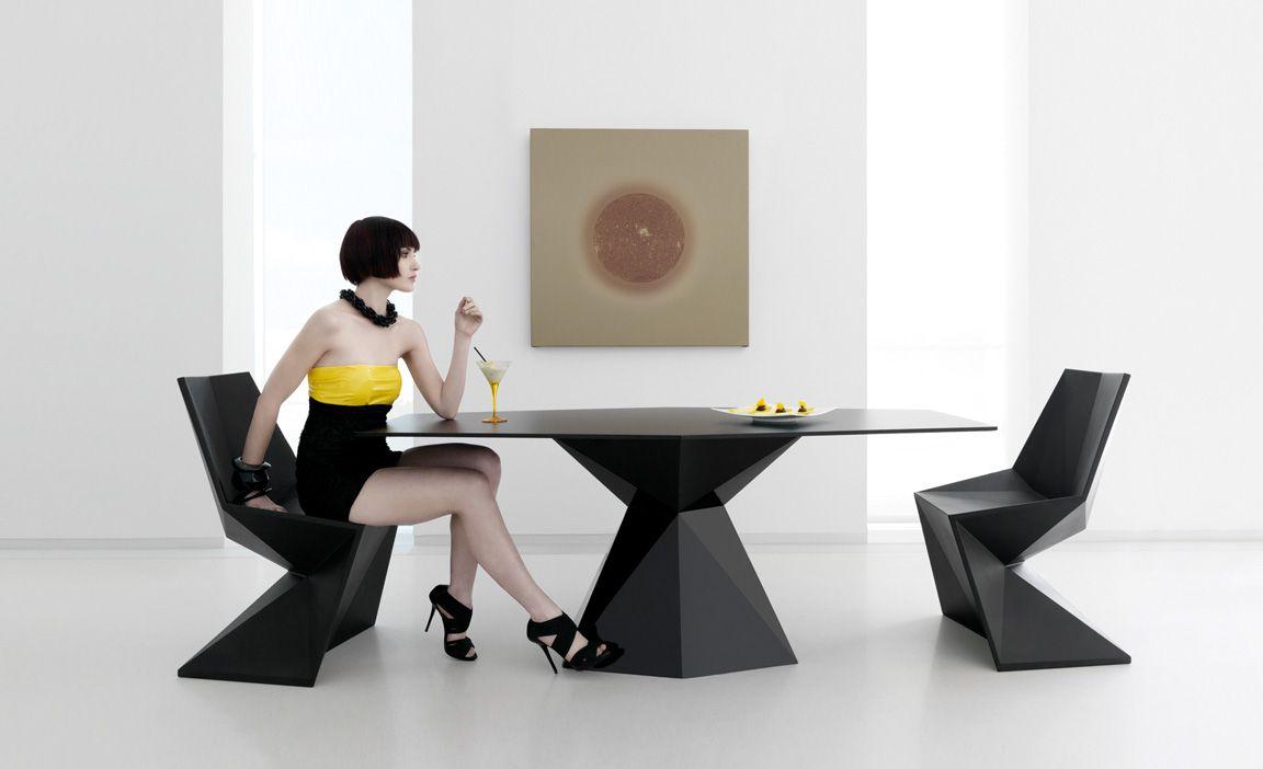 Gartenstühle - VERTEX Serie Gartenmöbel VondomDie Möbel aus Italien