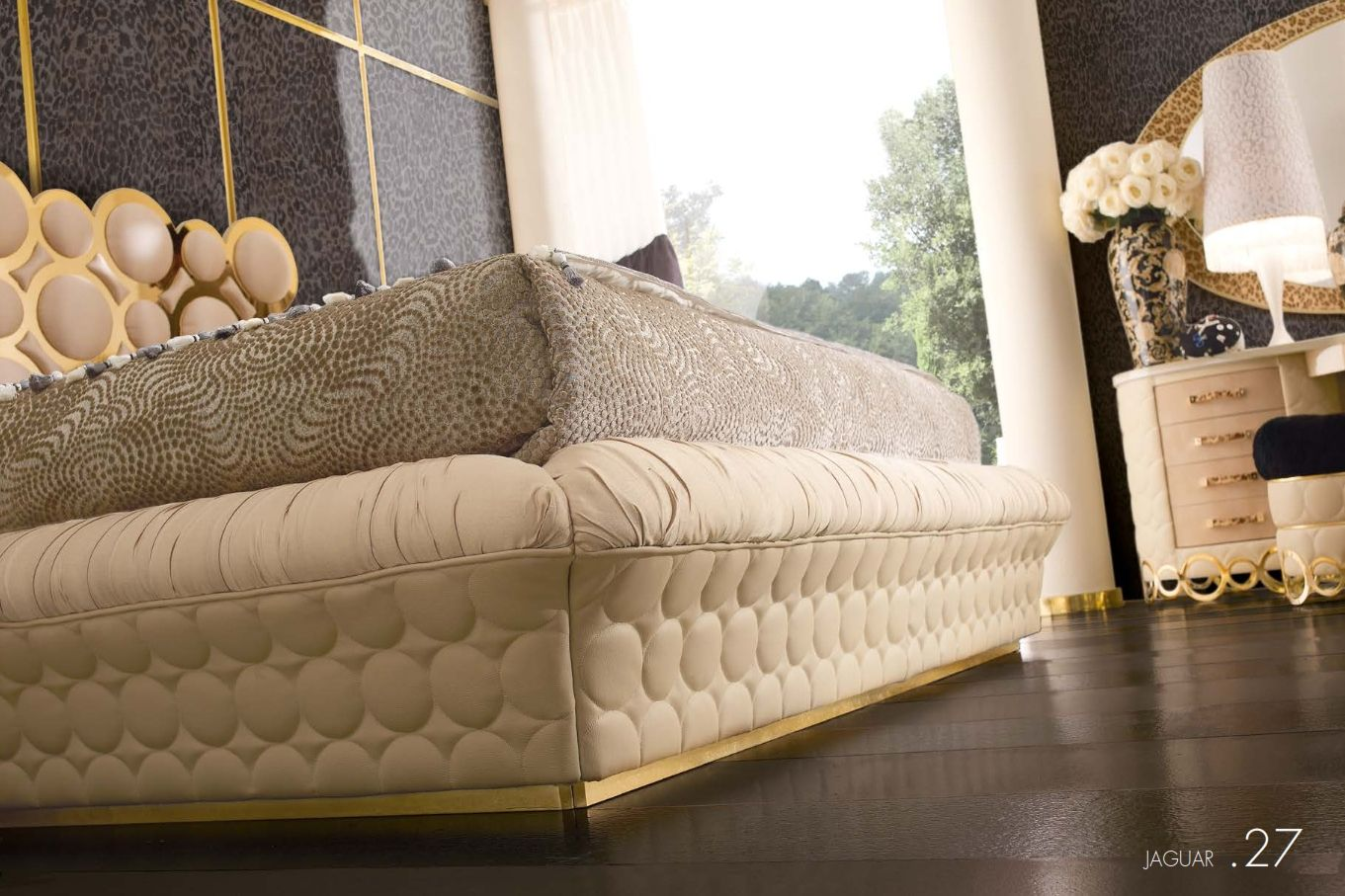 Luxurious Furniture Luxury Bedroom Alta Moda Jaguar