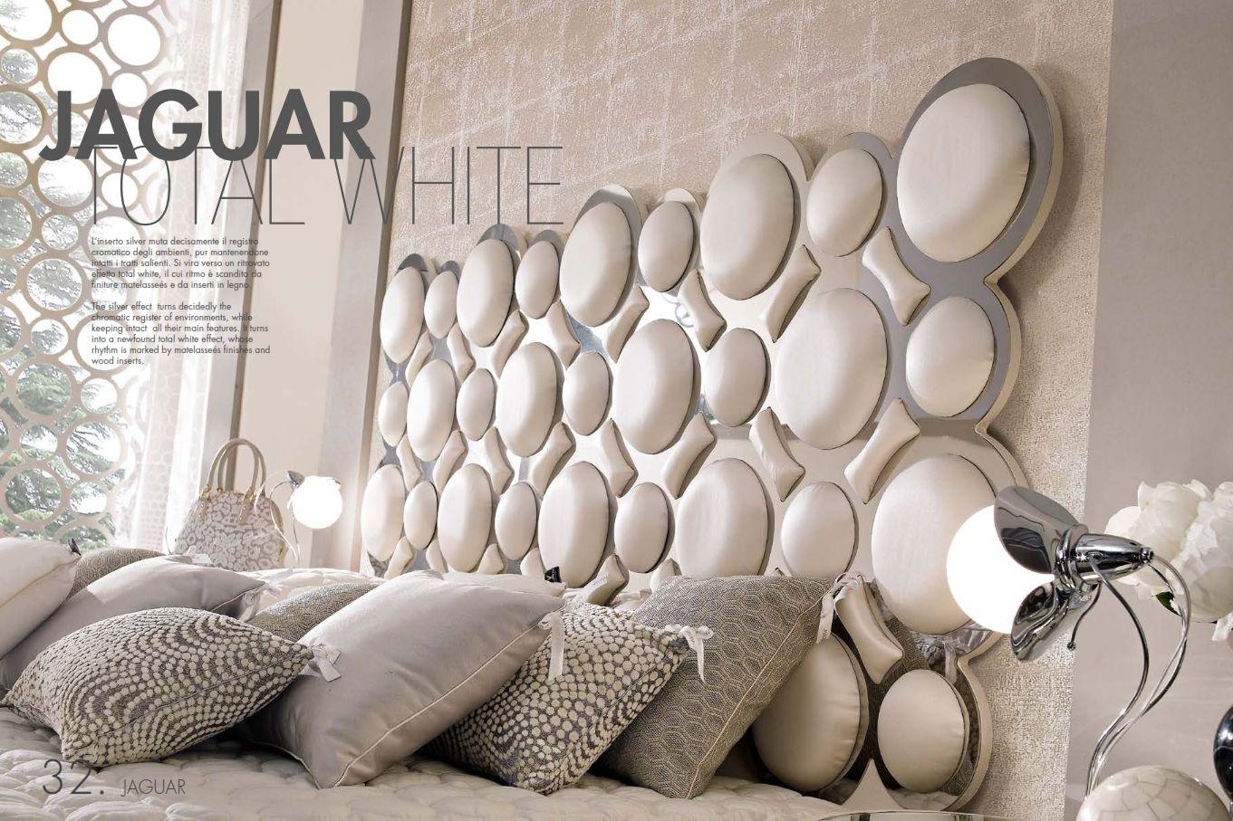 Luxus-Möbel - Luxus Schlafzimmer Alta Moda Serie weiße JAGUARDie ...