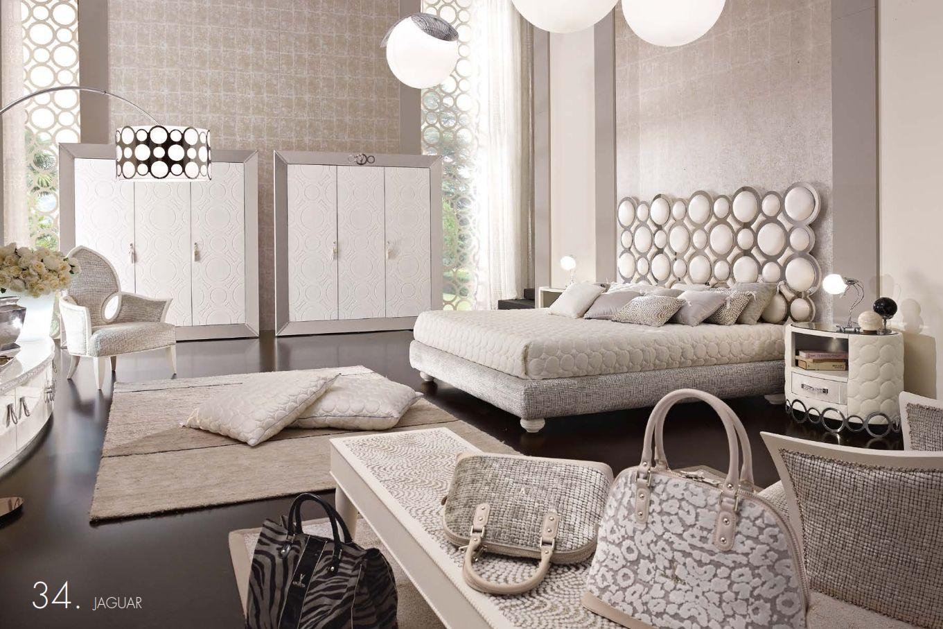 Alta Möbel luxus möbel luxus schlafzimmer alta moda serie weiße jaguardie