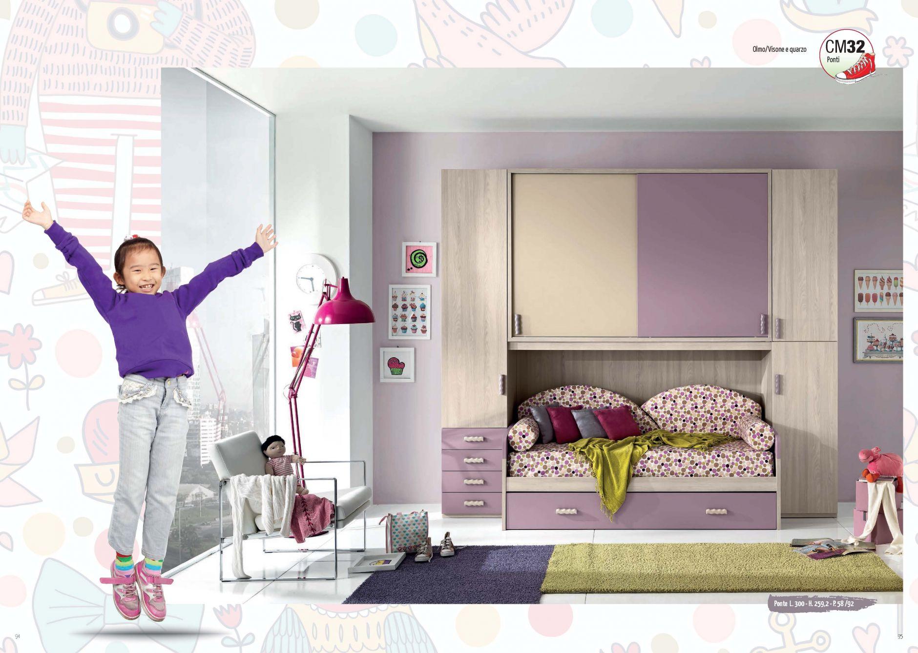 Muebles De Los Ni Os Muebles Giessegi Composici N Sm32  # Giessegi Muebles Infantil