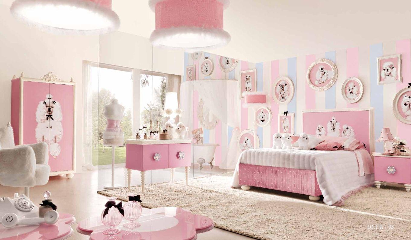 Alta Möbel kindermöbel luxus möbel alta moda kinderserie lolitadie möbel aus
