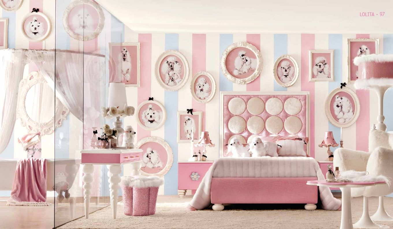 Children furniture luxury child furniture alta moda - Sofas para ninas ...