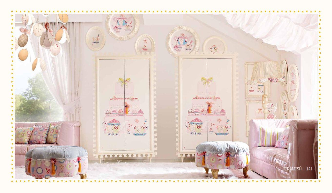 Kindermöbel   luxus kinderzimmer möbelserie alta moda tiramisudie ...