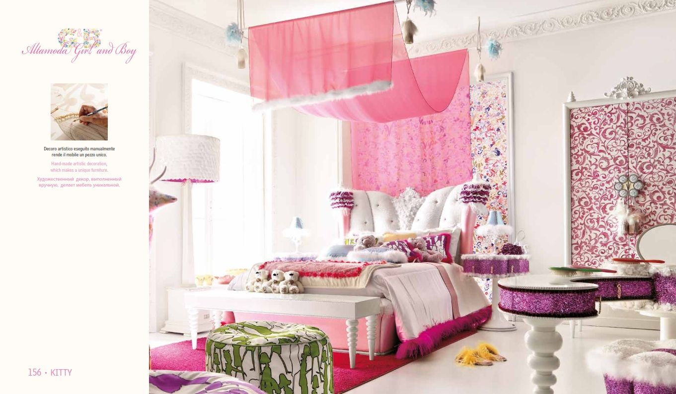 Muebles de los ni os luksozni alta moda muebles los for Alta moda furniture italy