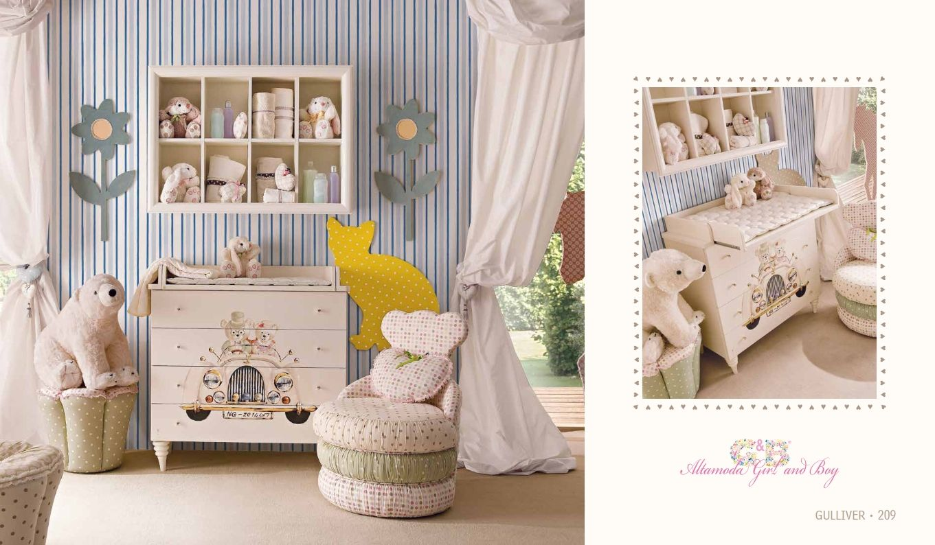 kinderm bel luxus m bel alta moda kinderserie. Black Bedroom Furniture Sets. Home Design Ideas