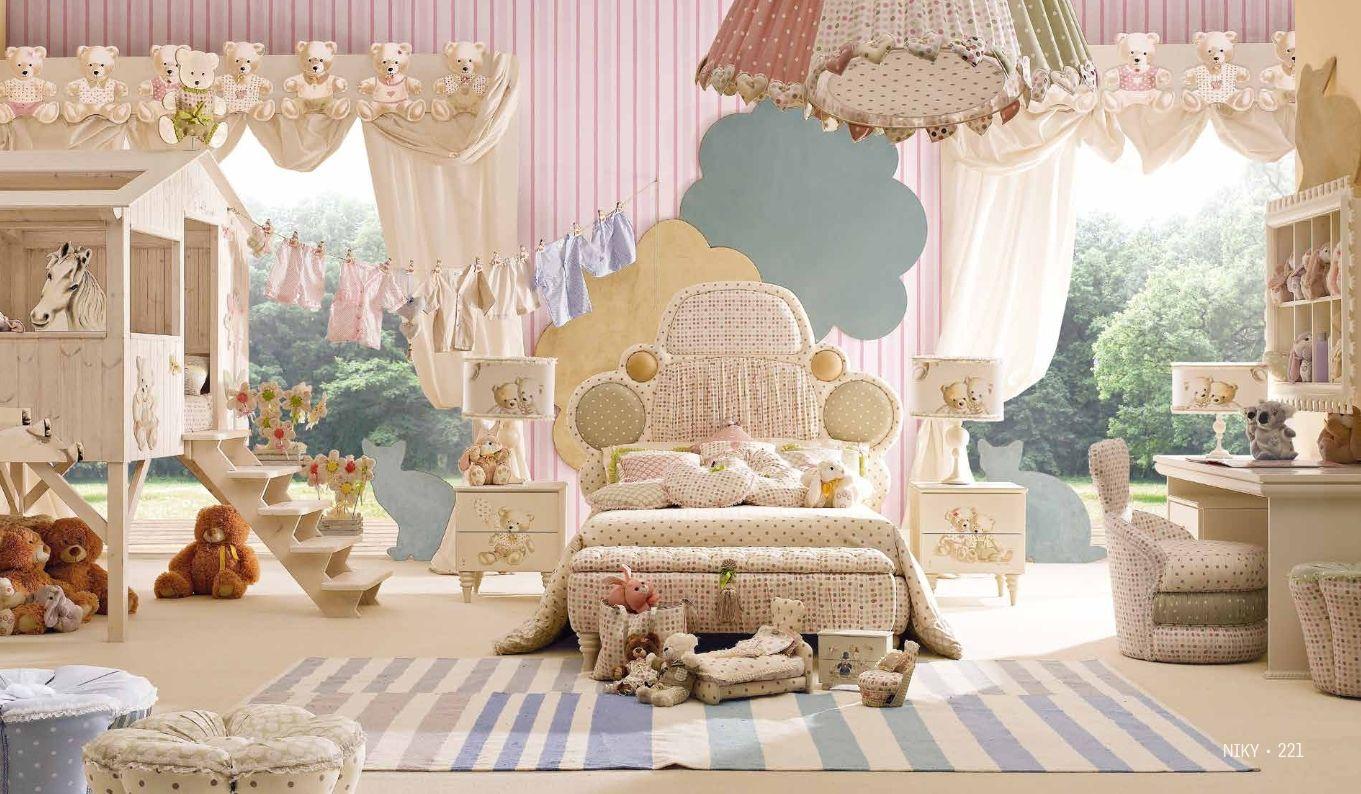 Alta Möbel kindermöbel luxus möbel alta moda kinderserie nikydie möbel aus