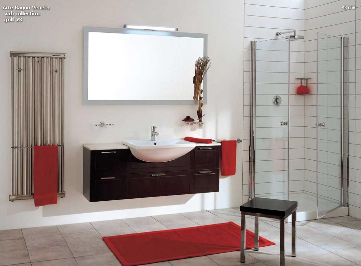 BATHROOM FURNITURE - Arte Bagno Series VAB Model Golf 23Furniture ...