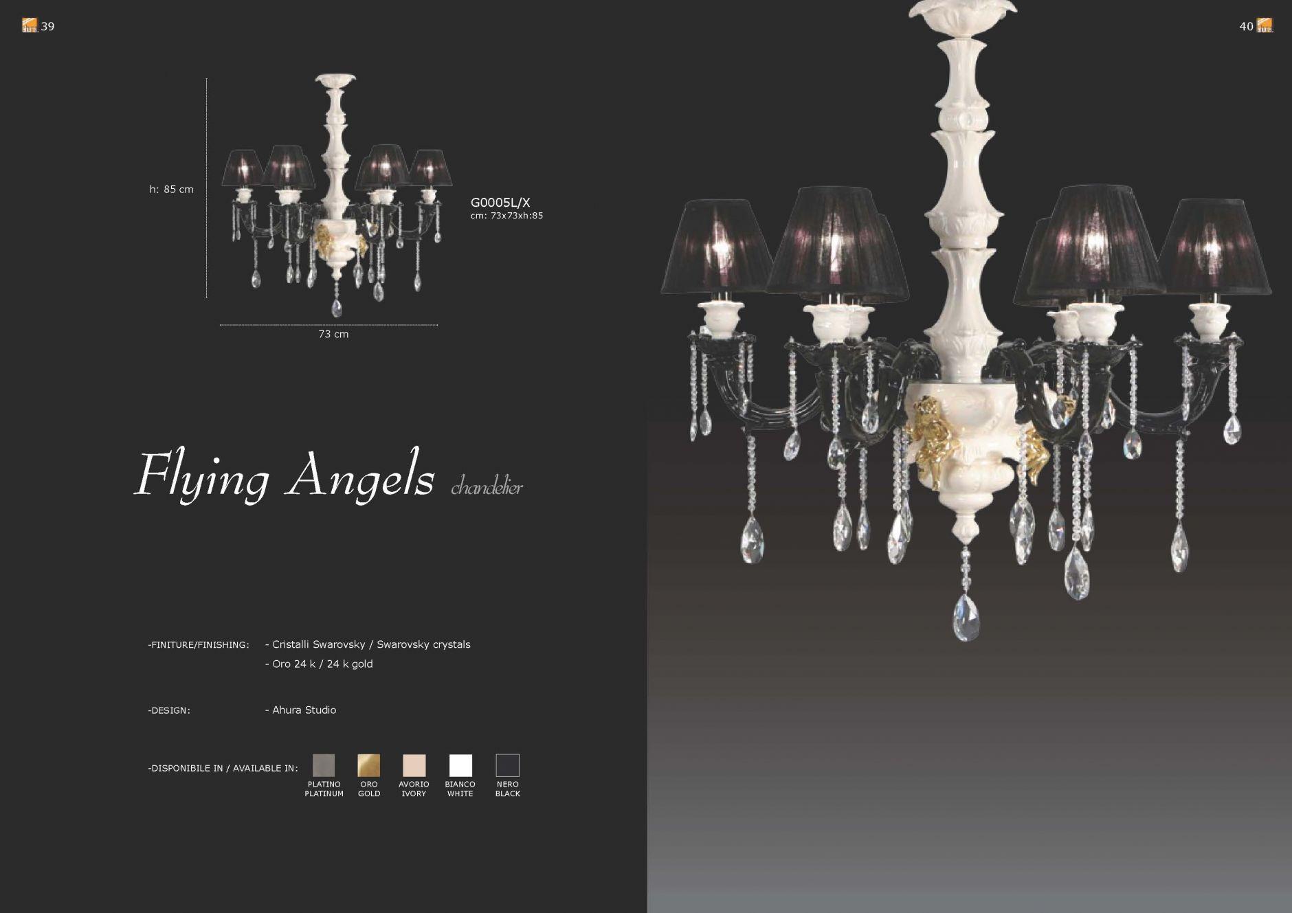 Kronleuchter Mit Engeln ~ Kronleuchter kronleuchter die fliegenden engelndie möbel