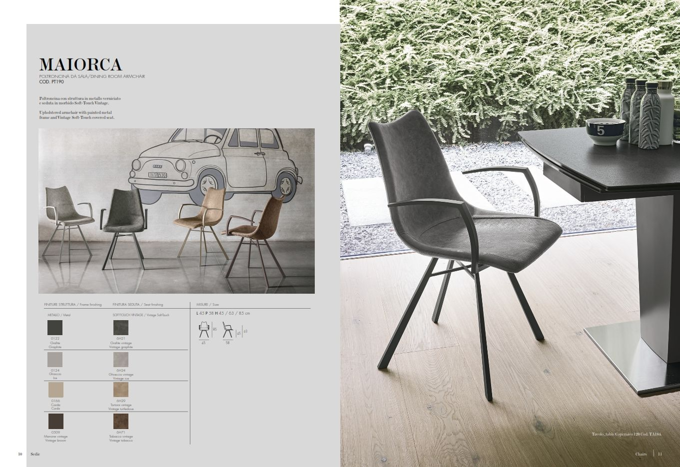 Dinnig Chairs Dining Chair Target Point Maiorca