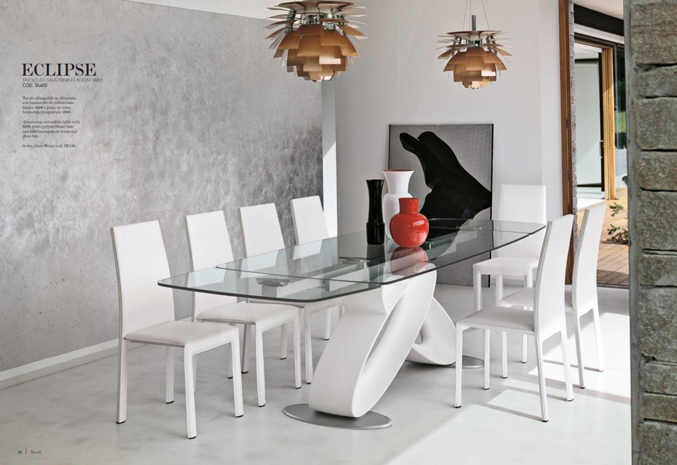 DINNING ROOMS AND CHAIRS - Dining Table Target Point Eclipse ...