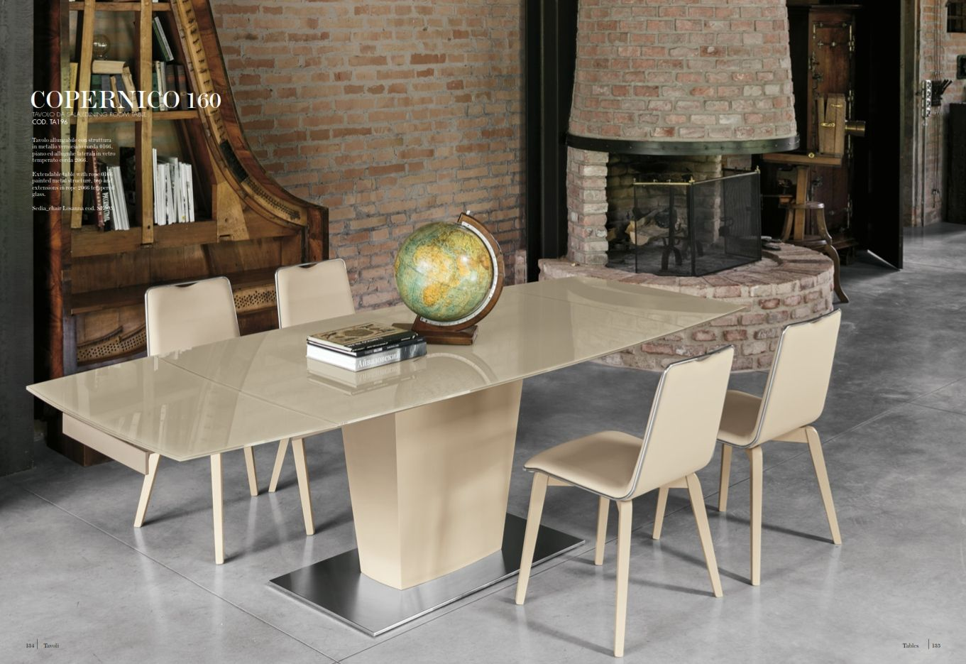 Dinning Rooms And Chairs Dining Table Target Point Copernico Seriesfurniture From Italy