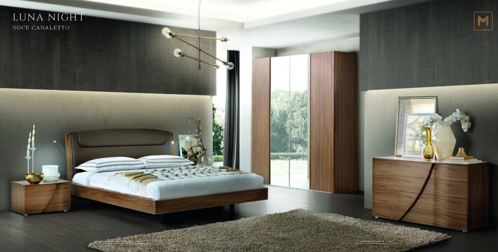 schlafzimmer camelgroup nacht schlafzimmer luna serie. Black Bedroom Furniture Sets. Home Design Ideas