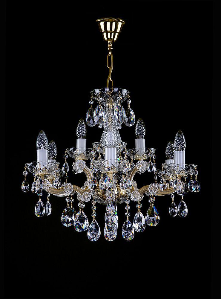 lustres lustre contemporain mt s rie 26les meubles de l. Black Bedroom Furniture Sets. Home Design Ideas