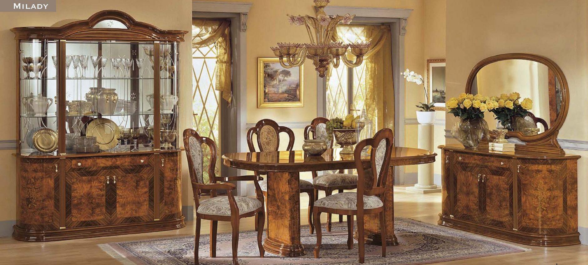 Esszimmerstühle - MILADY Camelgroup Essen SerieDie Möbel aus Italien