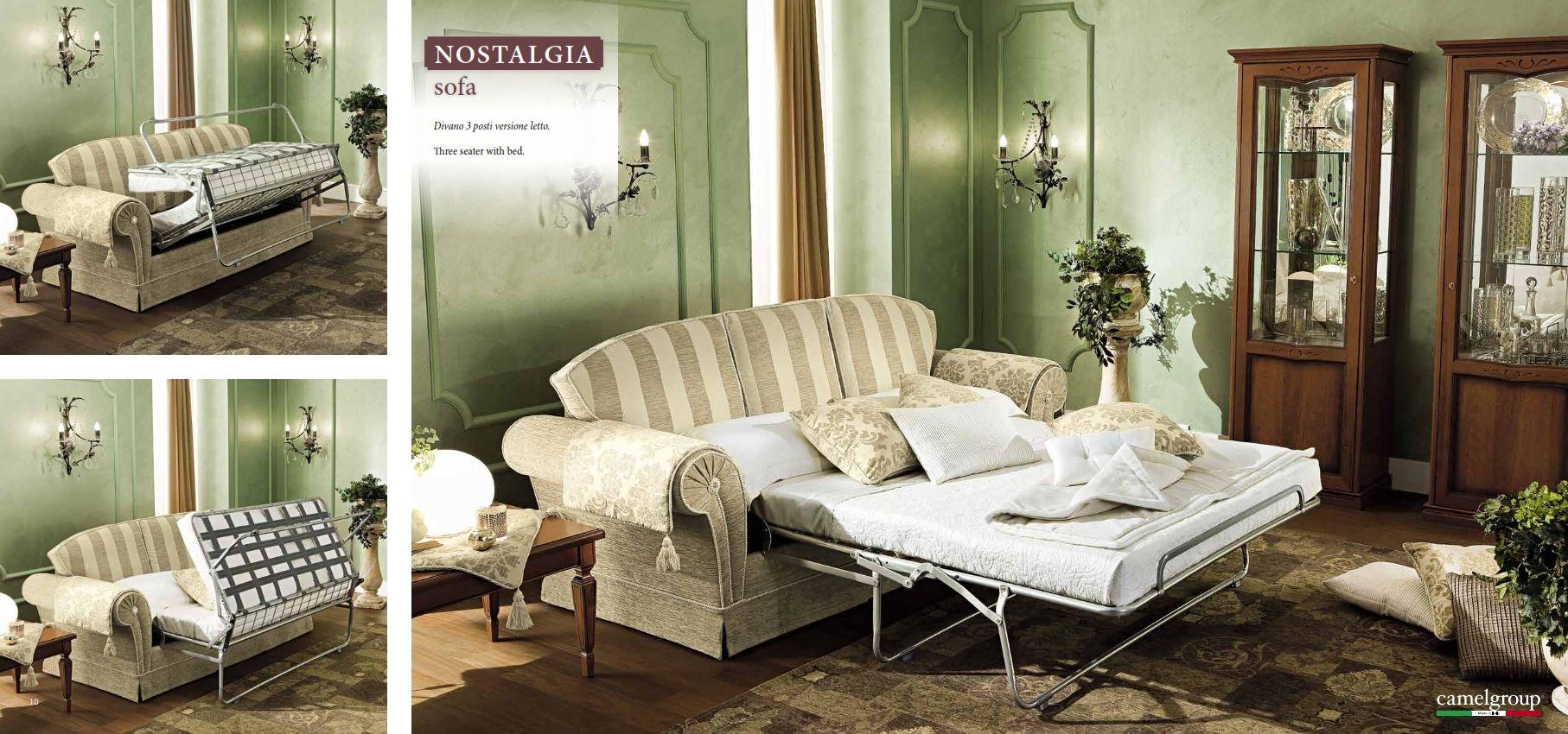klassische m bel sofas camelgroup sofa nostalgie seriedie m bel aus italien. Black Bedroom Furniture Sets. Home Design Ideas