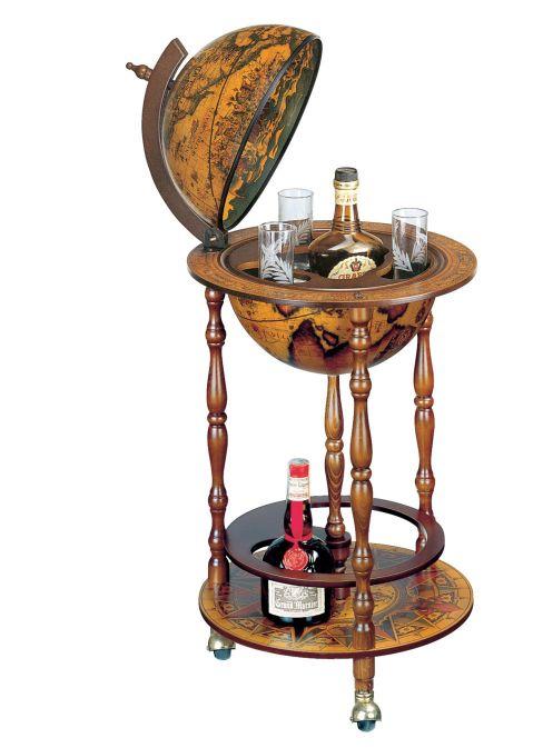 bar globen und landkarten classic bar globe ottante kleindie m bel aus italien. Black Bedroom Furniture Sets. Home Design Ideas